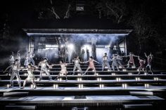 Evita - Regents Park Open Air Theatre