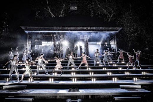 Evita - Regents Park Open Air Theatre
